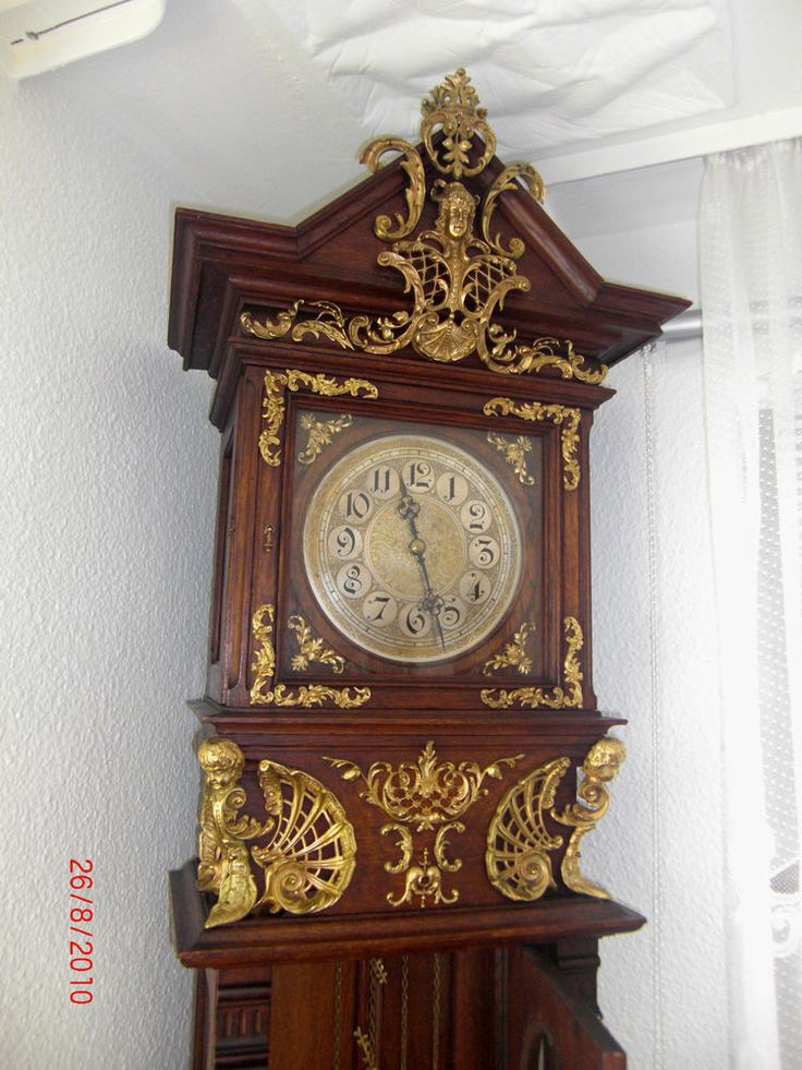 1000 images about clocks on pinterest louis xvi auction and modern clock. Black Bedroom Furniture Sets. Home Design Ideas