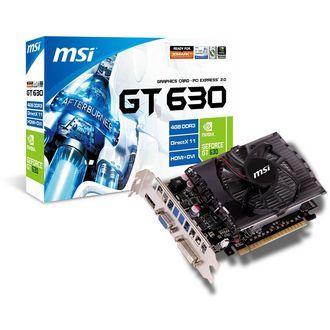 NVIDIA GeForce GT 630  carte_graphique MSI