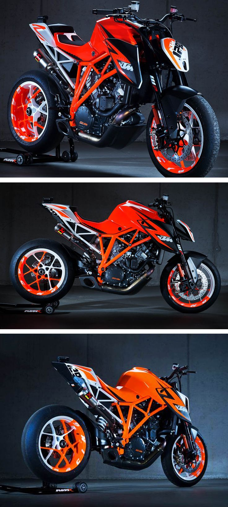 KTM Superduke 1290                                                                                                                                                                                 Más