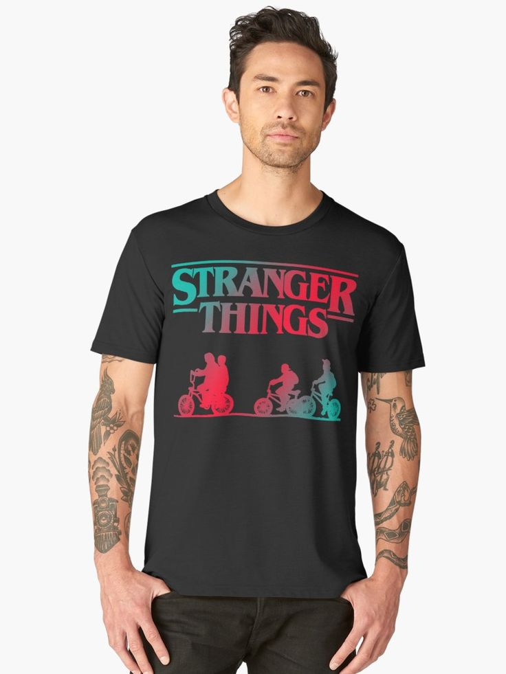 20% sitewide with NEWYEAR2018 . Stranger Things Retro Poster T-shirt . #tshirt #strangerthings #tvshow #tv #fashion #style #men #family #boxingday #clothing #apparel #cool #newyearsgifts #newyear #2018 #sales #sale #deals  #art #design #tshirts #onlineshopping #popular #tvshowtshirt #shopping #tshirtdesign #upsidedowm #giftsforhim #gifts #giftsforher #39;s #xmasgifts #redbubble #christmasgifts   • Also buy this artwork on men-women's and kids  apparel, stickers, phone cases, tote bags and…
