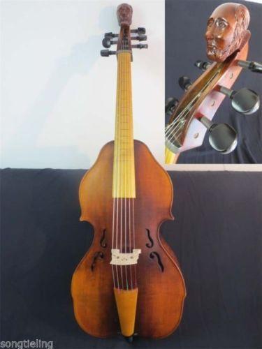 Baroque-style-SONG-Brand-Maestro-6-string-25-1-2-034-viola-da-gamba-viol-11071