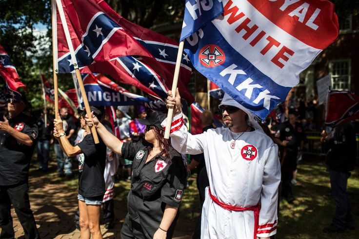 Trump Neo-Nazis and the Klan