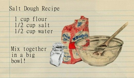 Salt Dough Ornament Recipe for Crafts – With Tips and Tricks and Easy to Follow Instructions