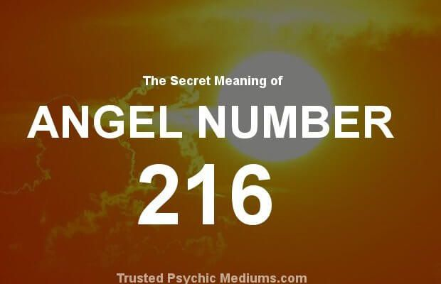 Discover What Angel Number 216 Means For Your Future Holistics