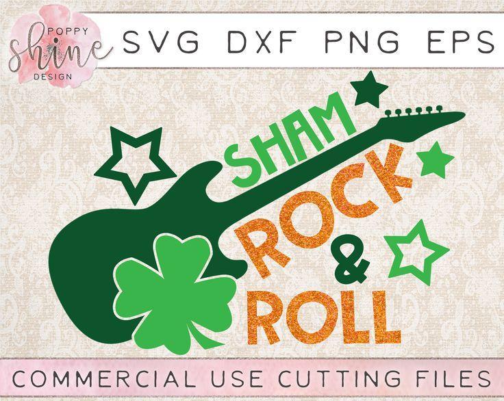 Expired Sham Rockin Bundle St Patricks Day Rock Roll Cricut