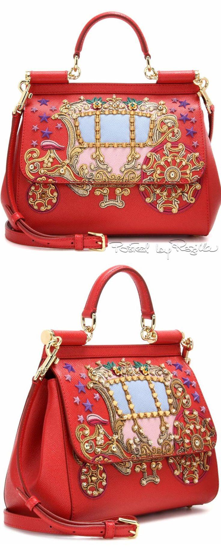 Dolce & Gabbana bag. Reminds me of Cinderella
