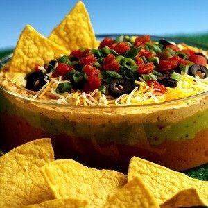 Delicious Recipe Of Mexican Dips - foodiedelicious.com