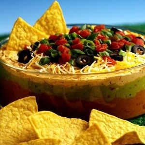 Delicious Recipe Of Mexican Dips - foodiedelicious.com