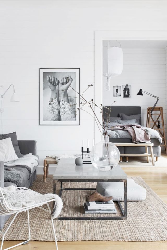 Definitive Proof That Modern Living Rooms Are Warm And Inviting Small Modern Living Room Living Room Scandinavian Scandinavian Design Living Room