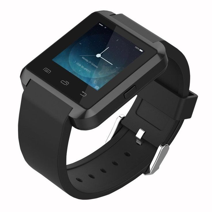Bluetooth Smart Watch U8 WristWatch Fitness Tracker Watch for Smartphones IOS Apple iphone Android Samsung relojes inteligentes //Price: $17.90//     #electonics