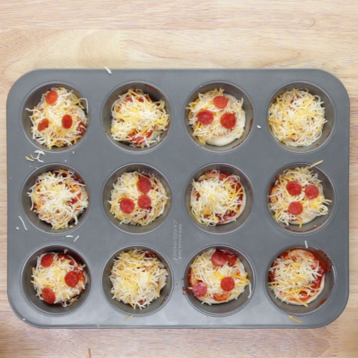 6 Surprising Ways To Use Your Muffin Tin