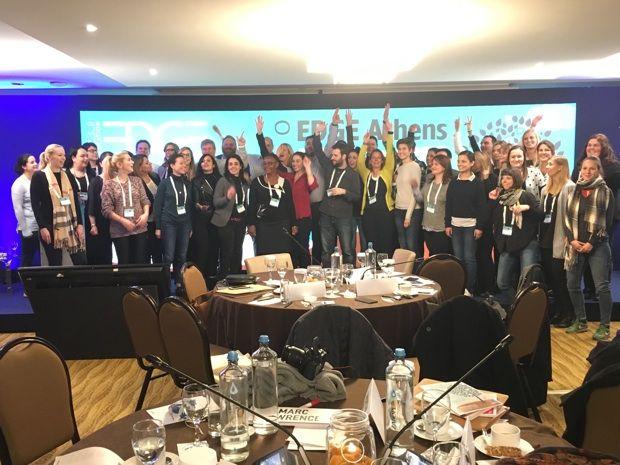 Εκπαιδεύοντας τη νέα γενιά στελεχών του διεθνούς συνεδριακού κλάδου στην Αθήνα