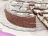 Crostata al cacao con ricotta e Nutella - Ricetta golosa