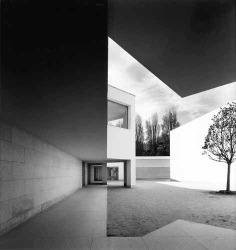 6 Top Interior Design Projects From Porto Portugal: Museu De Arte Contemporanea De Serralves, Porto