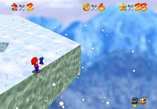 Instead of returning the baby penguin to its mom, you did this: | The 14 Most Dishonorable Things You Did On Nintendo 64