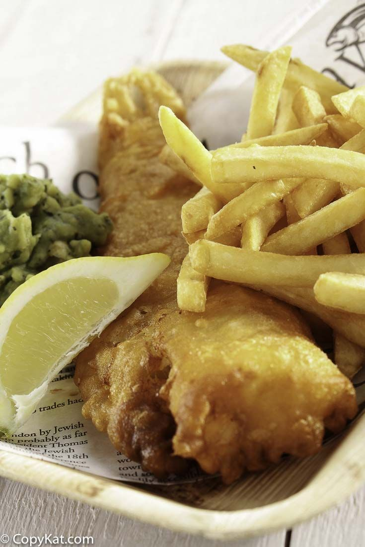Fish and Chips in Beer Batter is a delicious way to prepare fried fish. Don't miss out on this amazing recipe for fish.