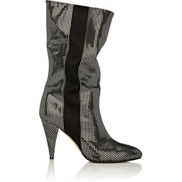 c78de93e745e ALCHIMIA DI BALLIN Women s Mizar Leather Mid-Calf Boots ( 1