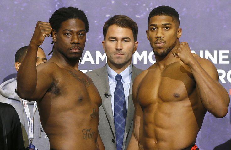 Anthony Joshua, heavyweight savior? Title clash with Charles...: Anthony Joshua…