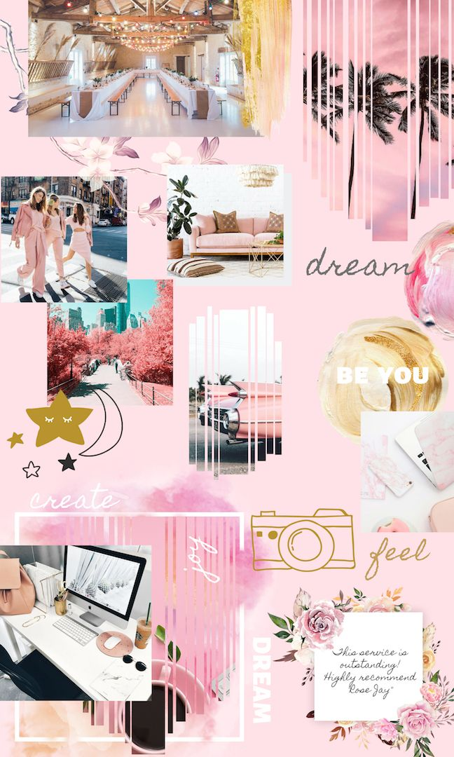 Instagram puzzle feed Template for Canva Instagram feed