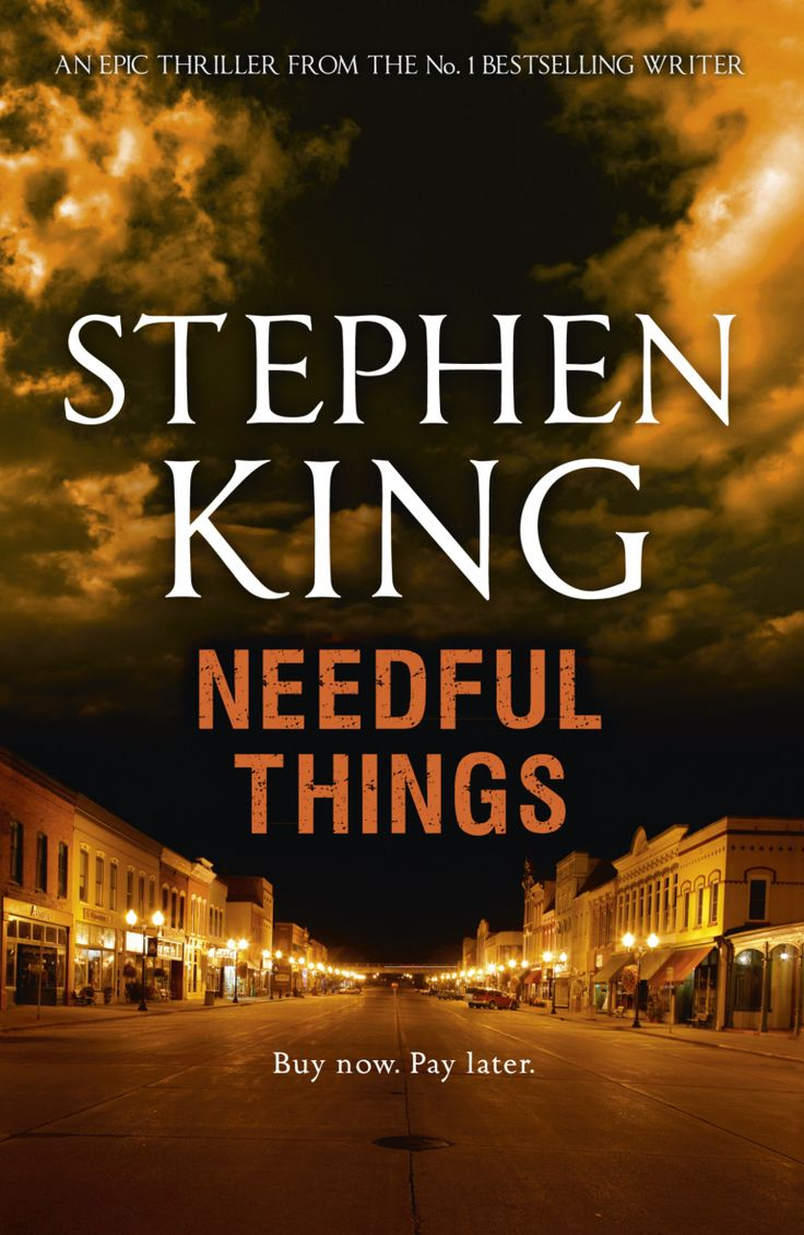 Stephen King Lists His Own Best and Worst Books; Let's ...