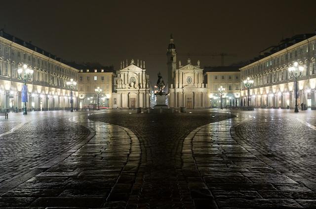 Piazza San Carlo #Turin