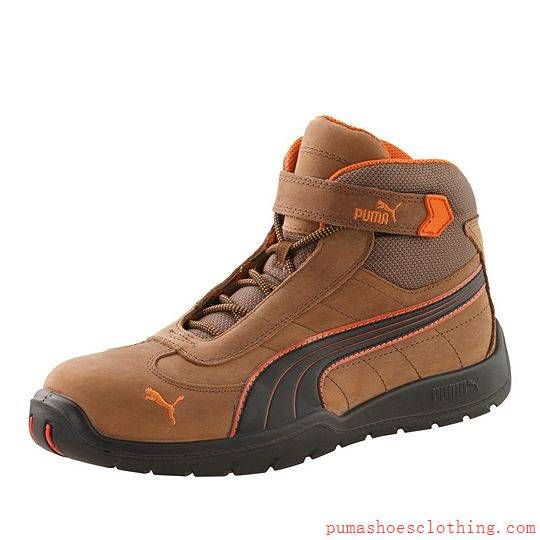 S3 hro moto protect safety shoes brown pu89048601,puma sale shoes,puma online,ever-popular, puma skechers shoes outlet store sale