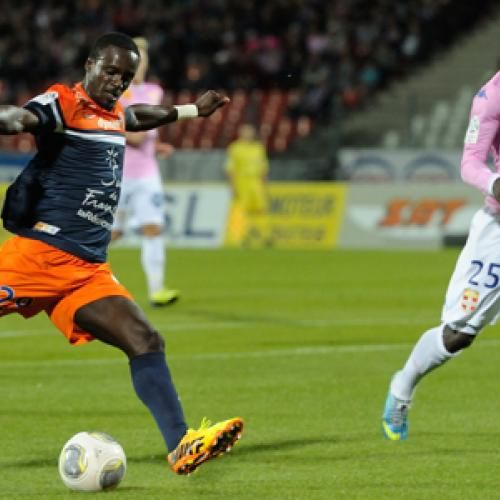 MHSC : un bon coup manqué pour Montpellier face à Evian