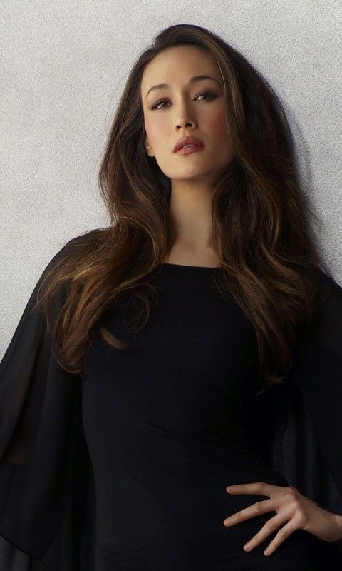 Maggie Q as Troth Montgomery aka Mei Lian - The China Bride , Mary Jo Putney