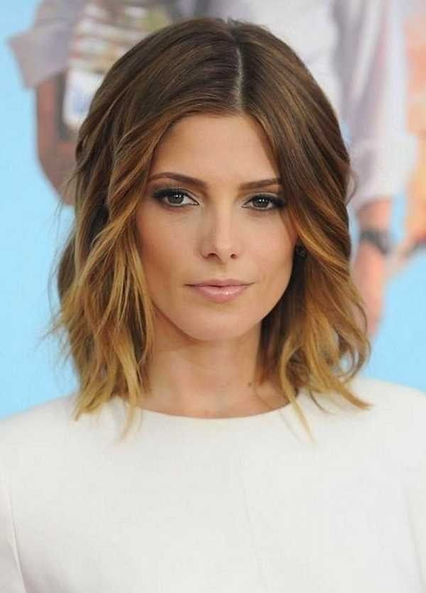 brown to blonde ombre short hair - Google Search