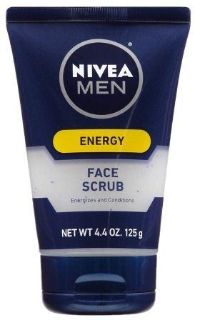 Nivea Men Energy Face Scrub. Love this stuff.