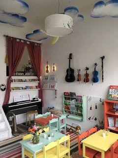 Klassisk musik for børn: Klassisk musikstue for børn