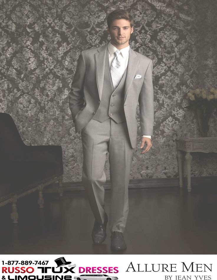 Light Grey Allure Fitted pants and Jacket