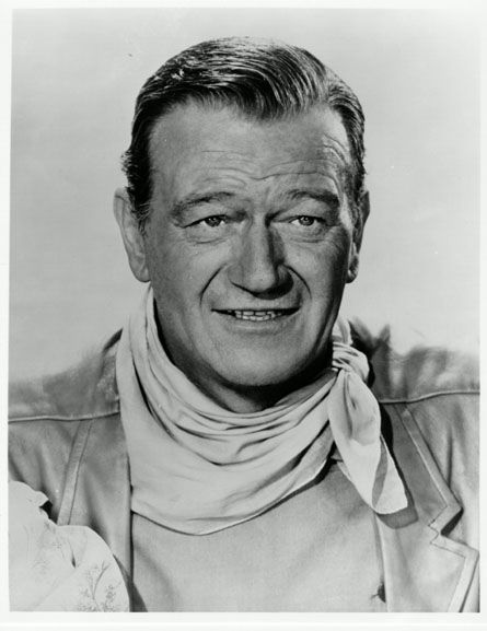 John Wayne      Born 1907 in Winterset, Iowa.  Died 1979.