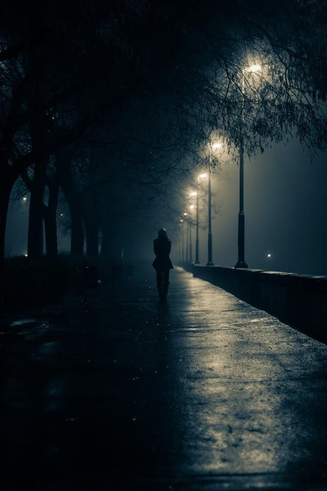 грустные ночные картинки же