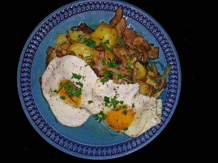 Tiroler Gröstl, ein sehr schönes Rezept aus der Kategorie Eier. Bewertungen: 33. Durchschnitt: Ø 4,1.