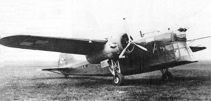 PZL.30 Żubr (LWS-6 Żubr), s/n 71.24