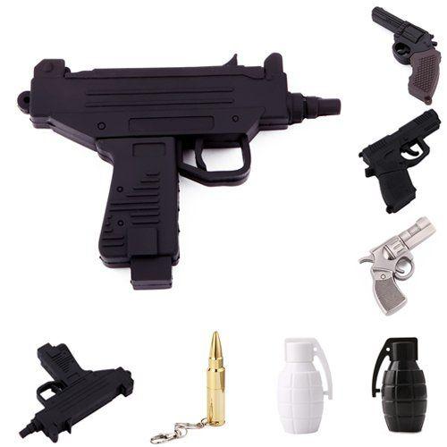 Arma en forma de unidad flash USB