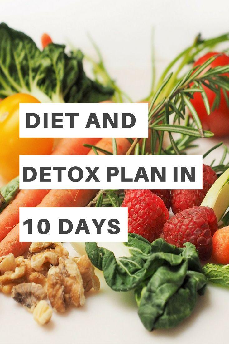 Das steckt hinter der Detox-Diät