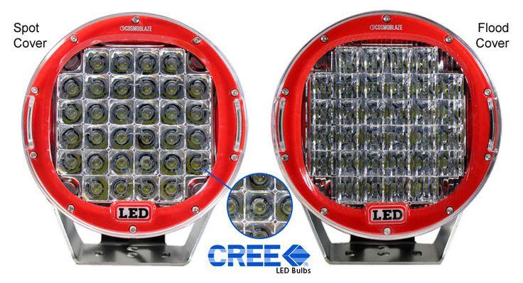CREE LED driving lights| LED driving lights | Elinz