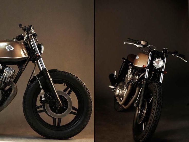 Honda CB 750 Kz 1980 CRD#5 Cíclope / Motos en venta ...