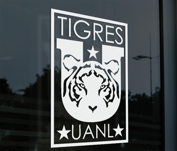 Tigres Monterrey Mexico Decal Sticker