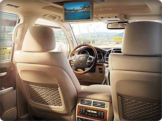 2017 Toyota Sequoia Interior Specs | Toyota Recommendation | Pinterest | Toyota, Cars and Mom mobile