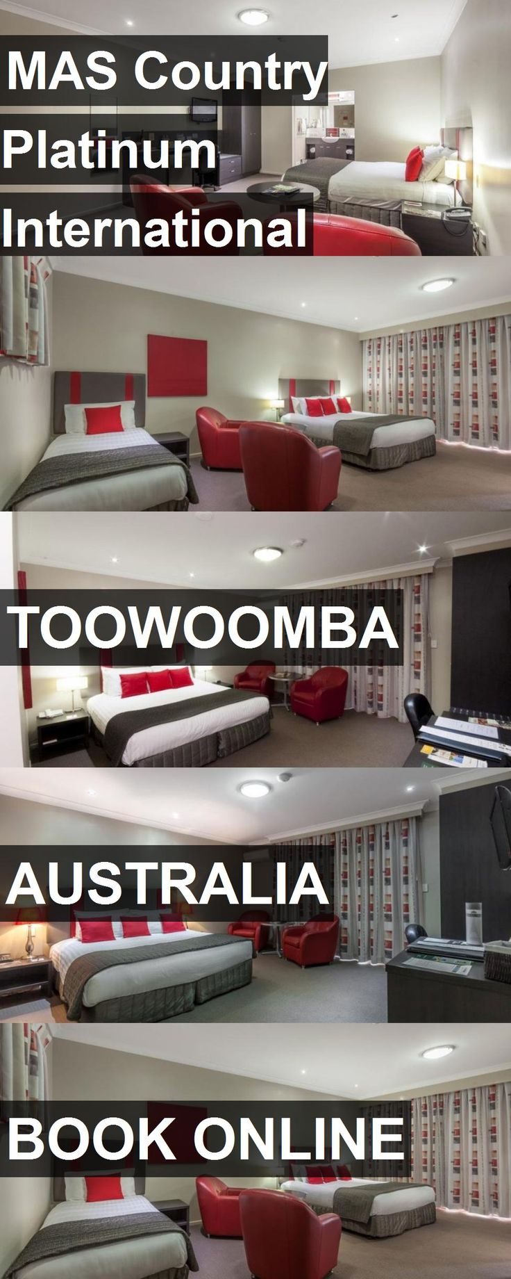 Hotel MAS Country Platinum International in Toowoomba, Australia. For more information, photos, reviews and best prices please follow the link. #Australia #Toowoomba #MASCountryPlatinumInternational #hotel #travel #vacation