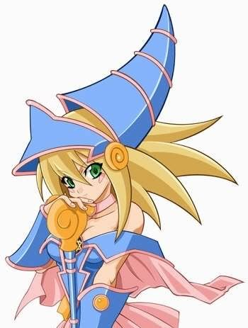 dark magician girl gif - Pesquisa Google