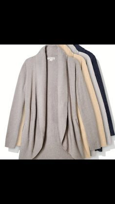 Oprah's Favorite Things 2016 - Bamboo Chic Loungewear Cardi I'd live in my pj's if I could—and who says I can't? These huggable, feathery-soft pieces have a slightly tailored silhouette, so I can wear them for Saturday errands without going schlumpadinka.- Oprah