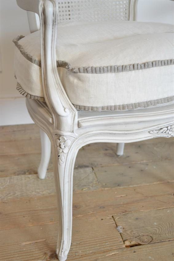 Antique French Cane Back Chairs Pair By FullBloomCottage On Etsy