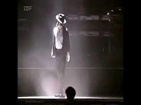 Michael Jackson's dance