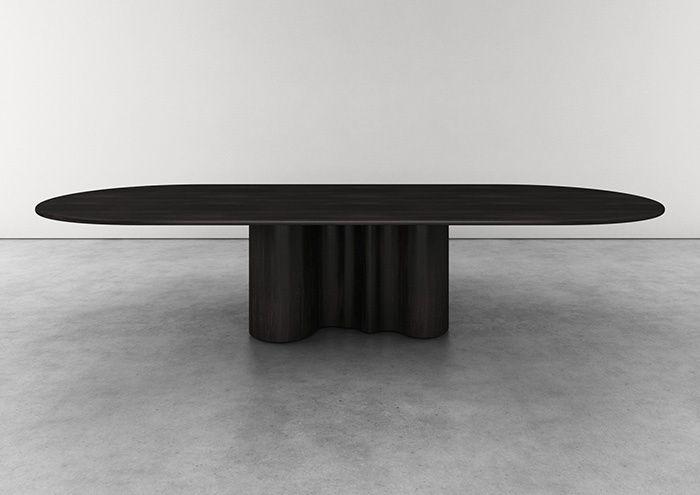 Le mobilier des decorateurs : Table Alvar, Joseph Dirand.