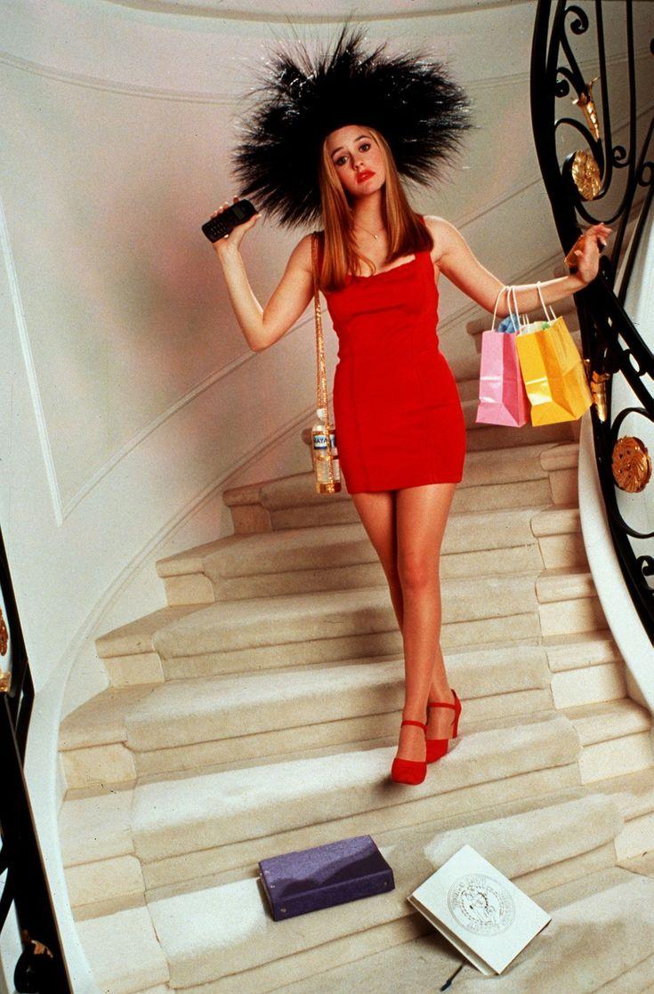 Alicia Silverstone / Clueless.: Cher Horowitz, Fashion Icons, 90S Fashion, Style Icons, Movie, 90S Style, Clueless 1995, Alicia Silverstone, Aliciasilverston
