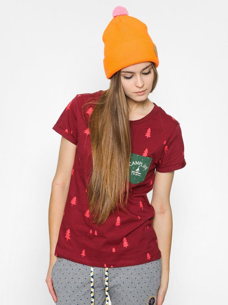T-shirt Femi Pleasure Wild Wmn (ktp)